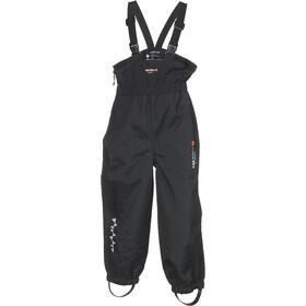 Isbjörn Kuling Pantalones Hard Shell Niños, black